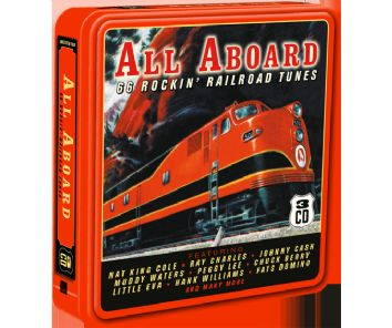 Various - All Aboard (3CD) - CD