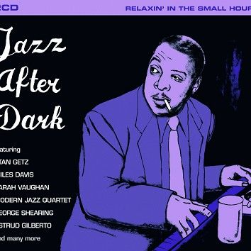 Various - Jazz After Dark - Relaxin' In The Small Hours (Download) - Download