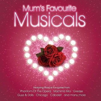 Various - Mum's Favourite Musicals (Download) - Download