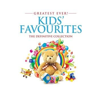 Various - Greatest Ever Kids' Favourites (Download) - Download