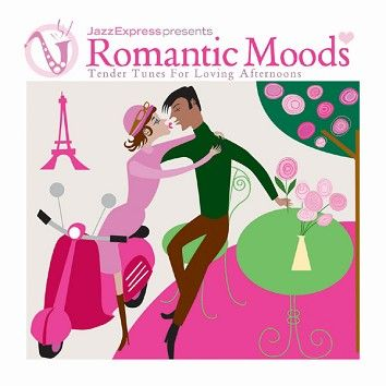 Various - Jazz Express - Romantic Moods (Download) - Download