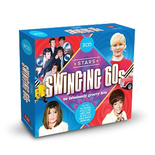 Various - Stars of Swinging 60s - CD