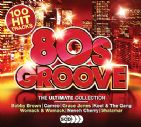 Various - Ultimate 80s Groove (5CD)