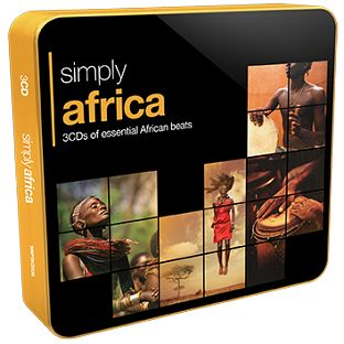 Various - Simply Africa (3CD) - CD