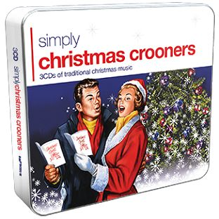 Various - Simply Christmas Crooners (3CD) - CD