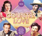 Various - Stars Country Love (3CD)