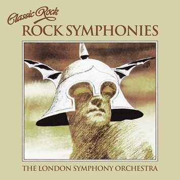 The London Symphony Orchestra - Classic Rock - Rock Symphonies (Download) - Download