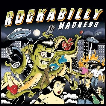 Various - Rockabilly Madness (Download) - Download