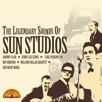 Various - The Legendary Sounds of Sun Studios (Download) - Download