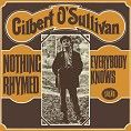 Gilbert O'Sullivan - Nothing Rhymed (Download)