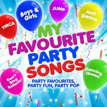 Various - My Favourite Party Songs <br>(Download) - Download