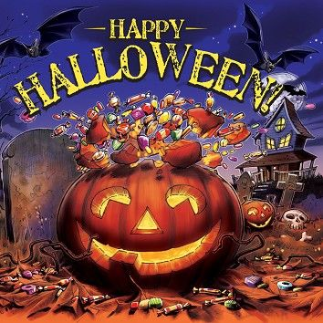 Various - Happy Halloween (Download) - Download