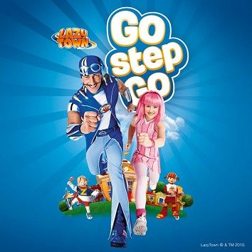 LazyTown - Go Step Go (Download) - Download