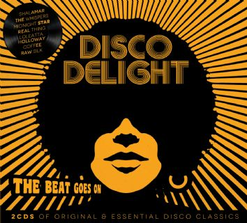 Various Artists - Disco Delight - CD