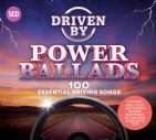 Various - DRIVEN BY POWER BALLADS (5CD)