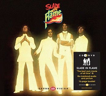 Slade - Slade In Flame (CD+DVD) - CD