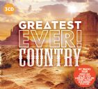 Various - Greatest Ever Country (3CD)