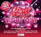 Various - Ultimate Girls Night Out (5CD) - CD