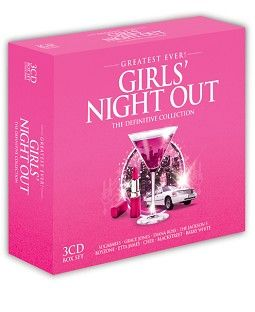Various - Greatest Ever Girls' Night Out (3CD) - CD