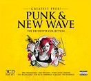 Various - Greatest Ever Punk & New Wave (3CD)
