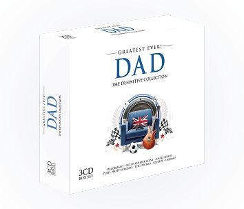 Various - Greatest Ever Dad (3CD) - CD