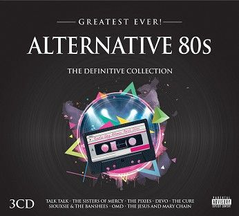 Various - Greatest Ever Alternative 80s (3CD) - CD