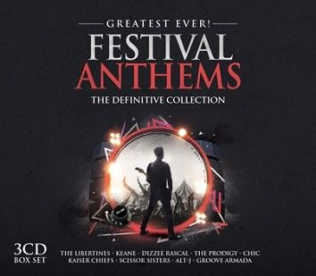 Various - Greatest Ever Festival Anthems (3CD) - CD