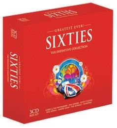 Various - Greatest Ever Sixties (3CD) - CD
