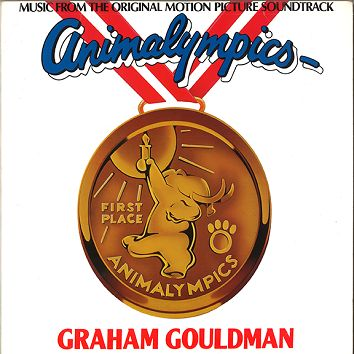 Graham Gouldman - Animalympics (Download) - Download