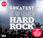 Various - Greatest Ever Hard Rock (3CD) - CD
