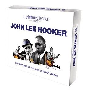 John Lee Hooker - The Very Best Of The King Of Blues Guitar (3CD) - CD