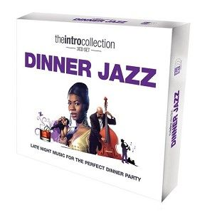 Various - Dinner Jazz(3CD) - CD