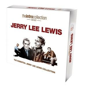 Jerry Lee Lewis - The Essential Jerry Lee Lewis Collection (3CD) - CD