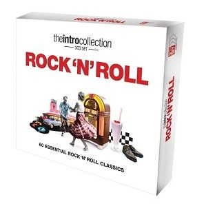 Various - Rock n Roll (3CD) - CD