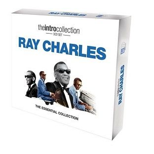 Ray Charles - The Essential Collection (3CD) - CD