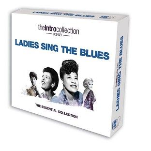 Various - Ladies Sing The Blues - The Essential Collection (3CD) - CD