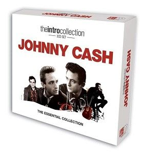 Johnny Cash - The Essential Collection (3CD) - CD