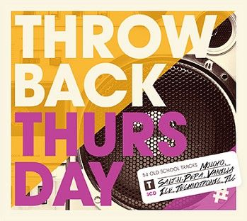 Various - Throw Back Thursday (3CD) - CD
