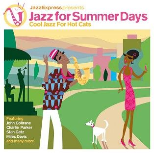 Various - Jazz Express presents Jazz For Summer Days (CD) - CD