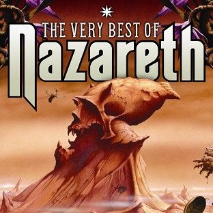 Nazareth - The Very Best Of Nazareth (CD) - CD