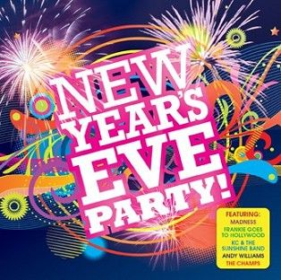 Various - New Year's Eve Party! (1CD / Download) - CD