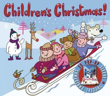 The Regency Children's Ensemble - Children's Christmas (CD) - CD