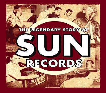 Various - The Legendary Story of Sun Records (2CD) - CD