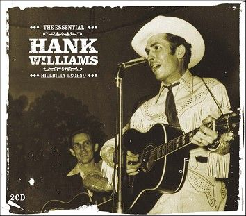 Hank Williams - The Essential Hank Williams (2CD / Downlaod) - CD