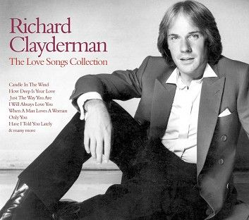 Richard Clayderman - The Love Songs Collection (2CD) - CD