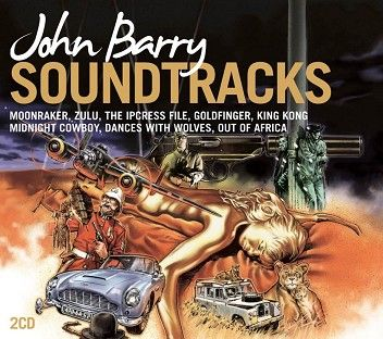 John Barry - Soundtracks (2CD) - CD