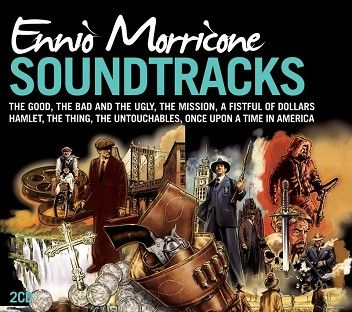 Ennio Morricone - Soundtracks (2CD / Download) - CD