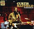 Curtis Mayfield - Pusherman (2CD) - CD
