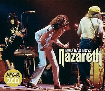 Nazareth - Bad Bad Boyz (2CD) - CD