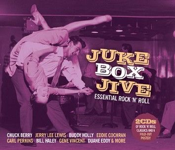 Various - Juke Box Jive - Essential Rock �n� Roll (2CD) - CD